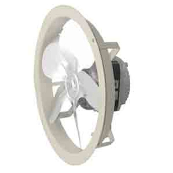 VENTILATEUR HELICOIDE A VIROLE HELICE REFOULANTE