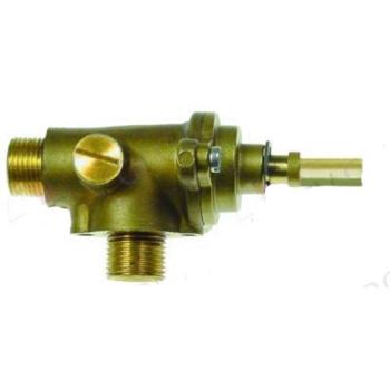 ROBINET GAZ STN3R ENTREE 3/8''