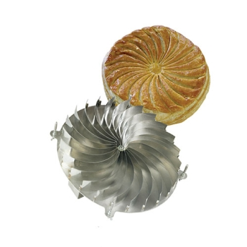 DECOUPOIR INOX SPECIAL GALETTE FORME SPIRALE