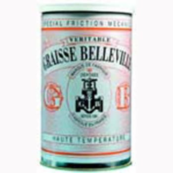 GRAISSE BELLEVILLE ROUGE BOITE DE 700 G