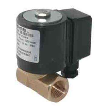 ELECTROVANNE GAZ NORMALEMENT FERMEE DE 1/4'' A 1/2''