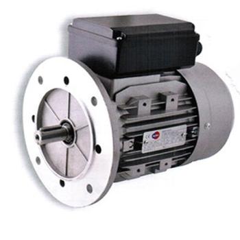 MOTEURS ELECTRIQUES MONOPHASES TYPE B5 1500T/MIN 4 PÔLES - 0.75 kW