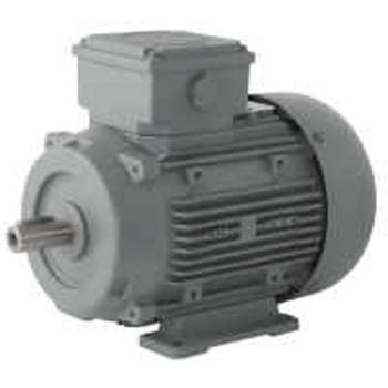 MOTEURS ELECTRIQUES TRIPHASES TYPE B3 1000 T/MIN 6 PÔLES - 0.55 kW