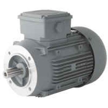 MOTEURS ELECTRIQUES TRIPHASES TYPE B14 1000T/MIN 6 PÔLES - 0.55 kW