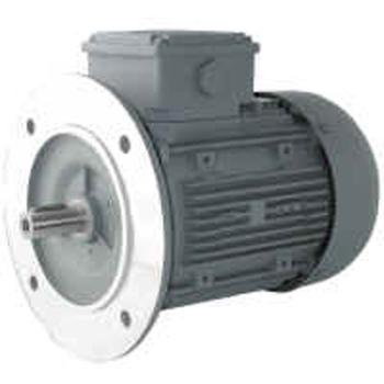 MOTEURS ELECTRIQUES TRIPHASES TYPE B5 1500T/MIN 4 PÔLES - 0.18 kW