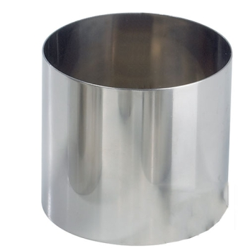 CERCLE NONETTES RONDES INOX