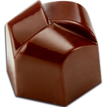 PLAQUE POLYCARBONATE POUR CHOCOLAT 15