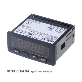 REGULATEUR   -  EVERY CONTROL - TYPE EVK411