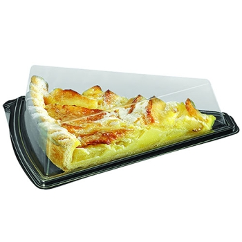 BOITE PATISSIERE TRIANGLE PET