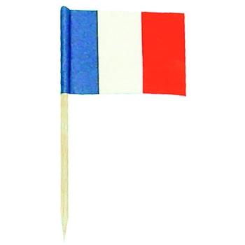 PIQUE DRAPEAUX FRANCAIS