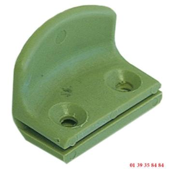 POIGNEE A LEVIER - MARENO- Plastique vert