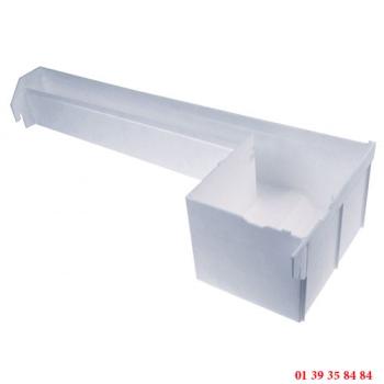 CAPTAGE D ALIMENTATION D EAU  - Longueur 697 mm - ICEMATIC - Pour machin à glaçons