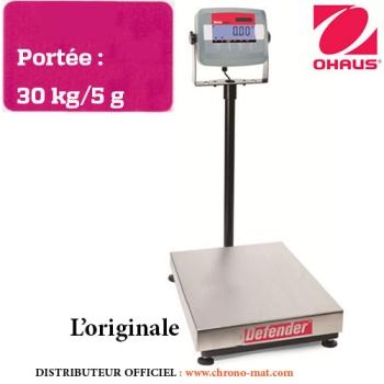 BALANCE A COLONNE - Portée 30 kg