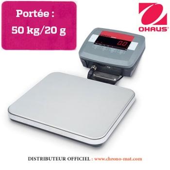 BALANCE COMPTOIR - Portée 50 kgs