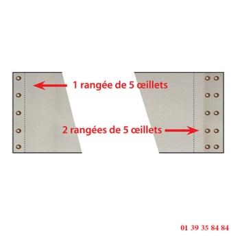 TOILE  ENFOURNEUR ADR
