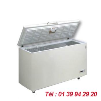 CONGELATEUR BAHUT 500 LITRES -14/-24°C
