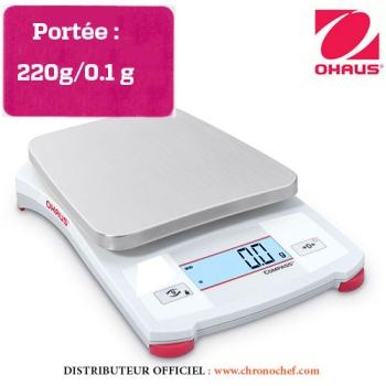 BALANCE COMPASS PORTABLE - Portée 220 grammes