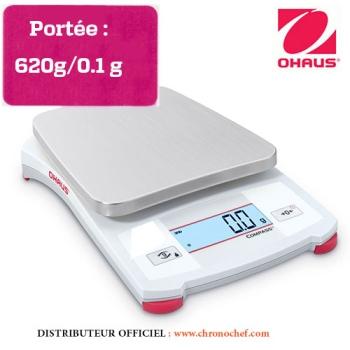 BALANCE COMPASS PORTABLE - Portée 620 grammes