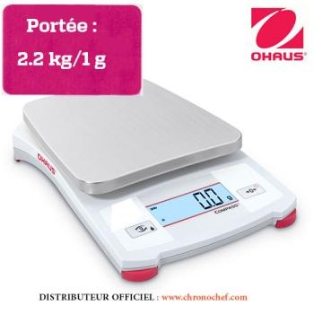 BALANCE COMPASS PORTABLE - Portée 2.2 kg