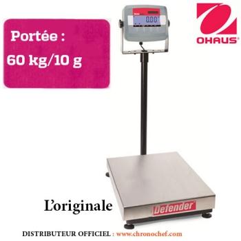 BALANCE A COLONNE - Portée 60 kg