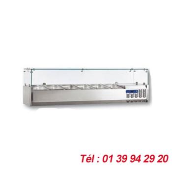 STRUCTURE +2/+10°C LONG 2000 MM GN1/3