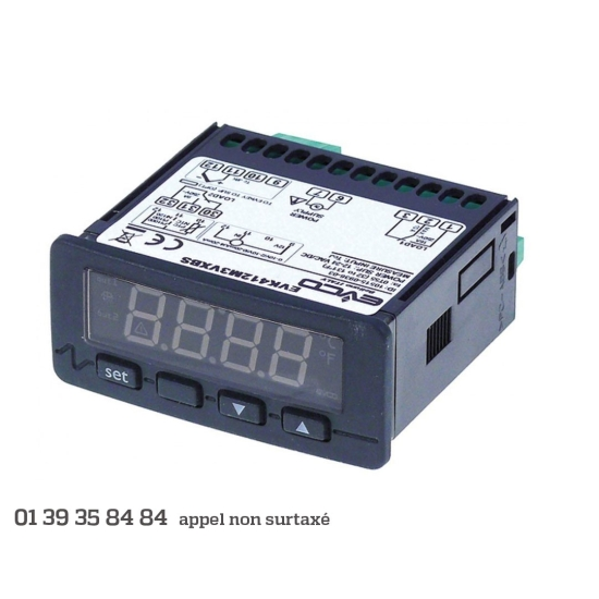 REGULATEUR   -  EVERY CONTROL - TYPE EVK412