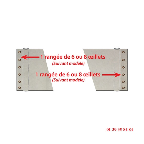 TOILE  ENFOURNEUR JOLIVET